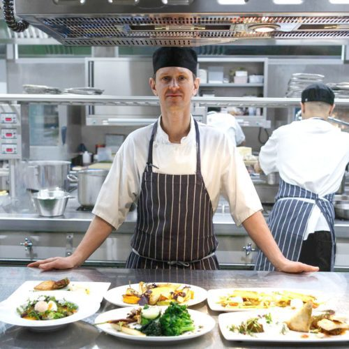 A oxo tower chef 1