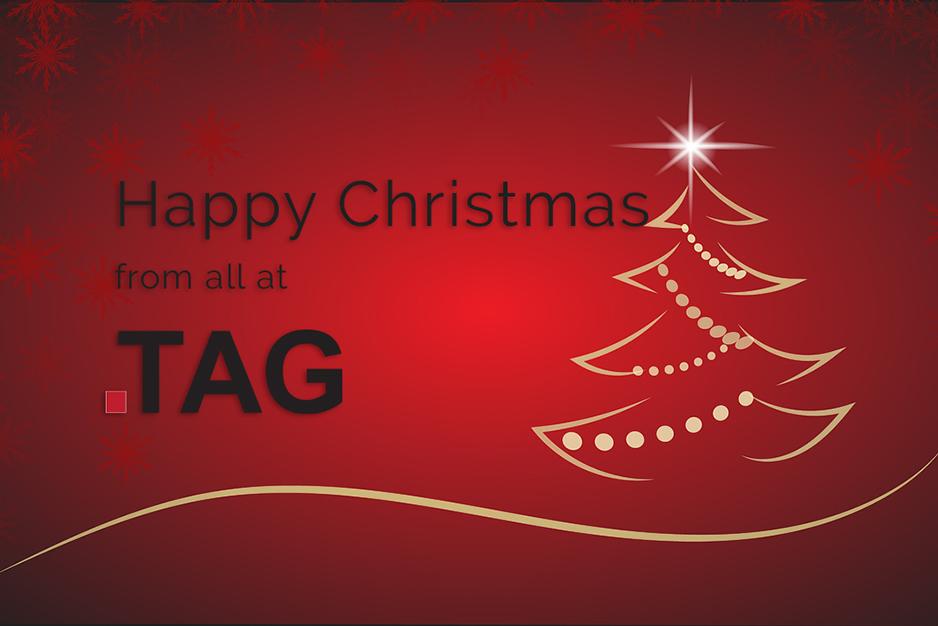 Happy Christmas from all at TAG