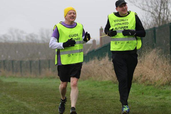 Mike Bradley Guide Runner